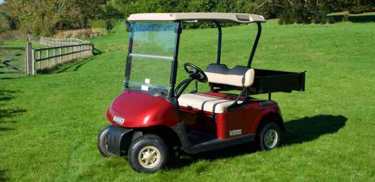 Golf Buggy Cargo Bed