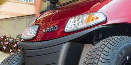Front and rear lights