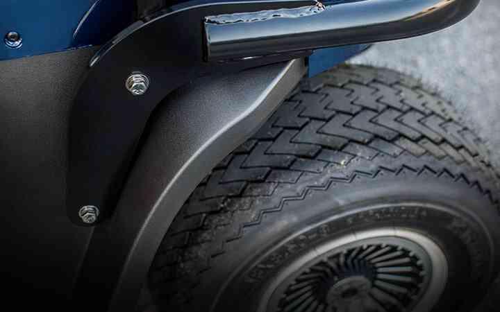 Turf tyres