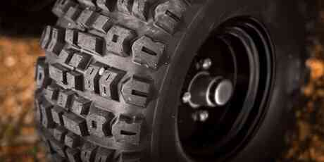 """20"""" Trial tyres"""