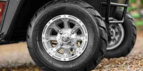 "18"" Road tyres"