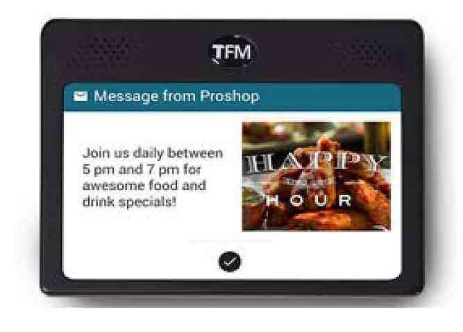 TFM Screen