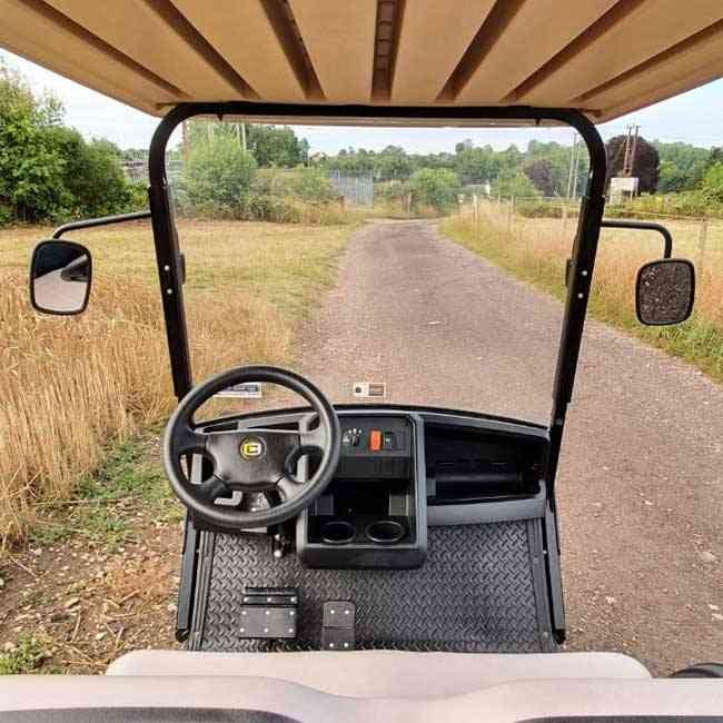 Used golf buggies for sale