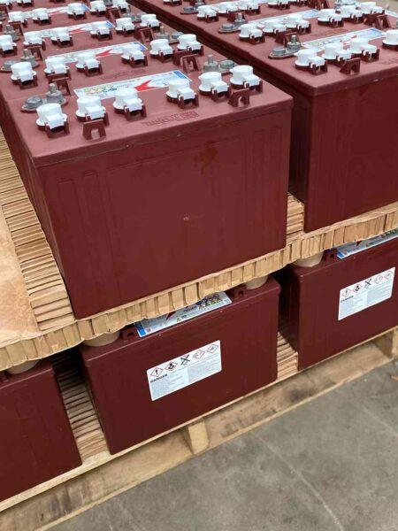 Trojan batteries UK
