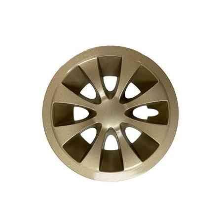 Gold wheel trims