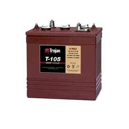 T105 Trojan Battery