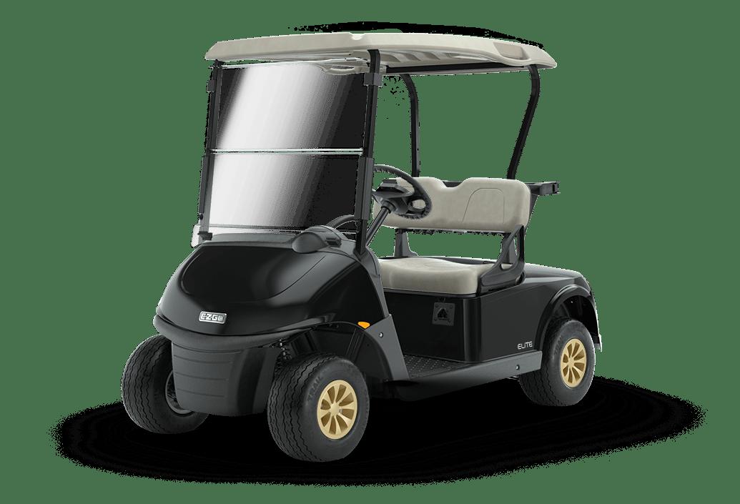 RXV Elite Lithium Golf Buggy Black