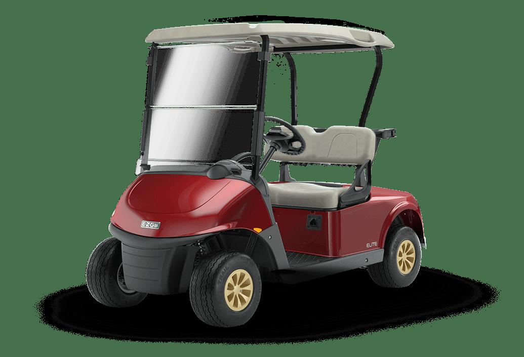 RXV Elite Lithium Golf Buggy Inferno
