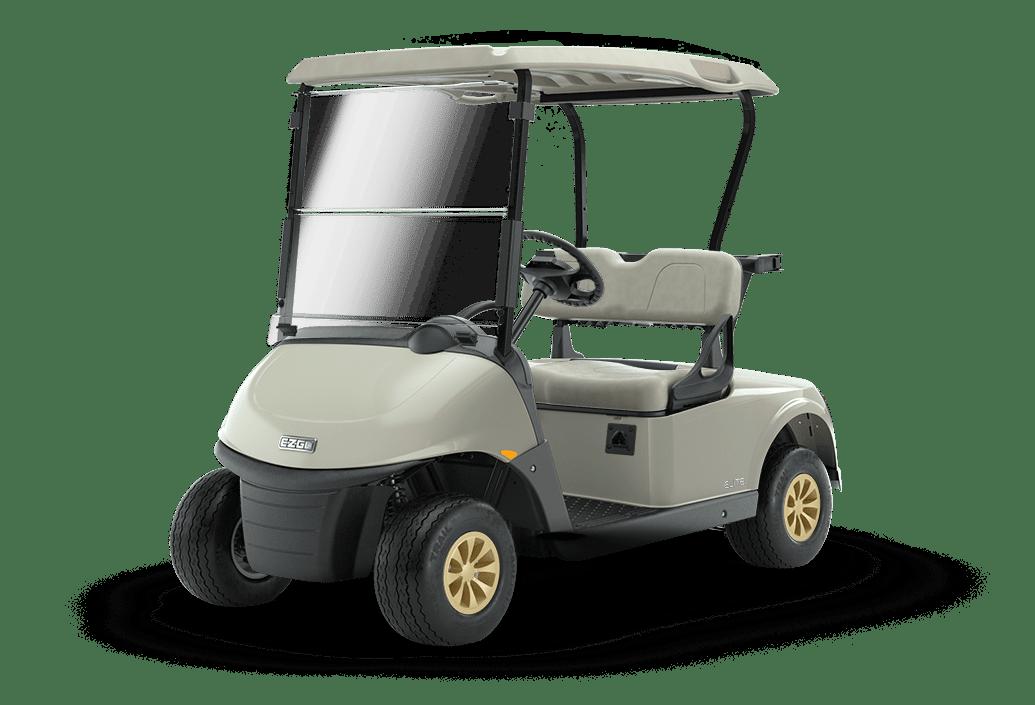RXV Elite Lithium Golf Buggy Ivory