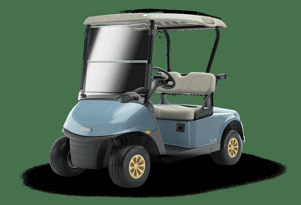 RXV Elite Lithium Golf Buggy Ocean