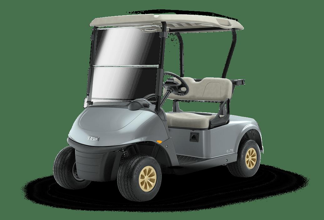 RXV Elite Lithium Golf Buggy Platinum
