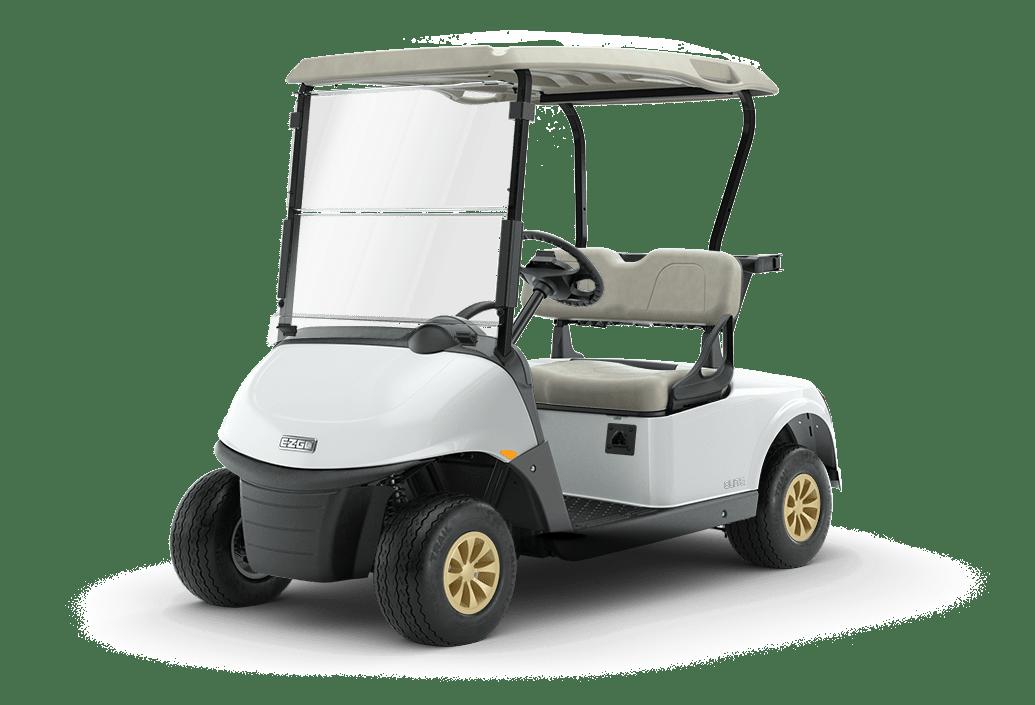 RXV Elite Lithium Golf Buggy White