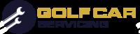Golf Car UK Servicing Logo